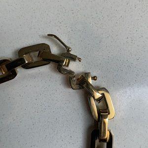 Eddie Borge chain necklace